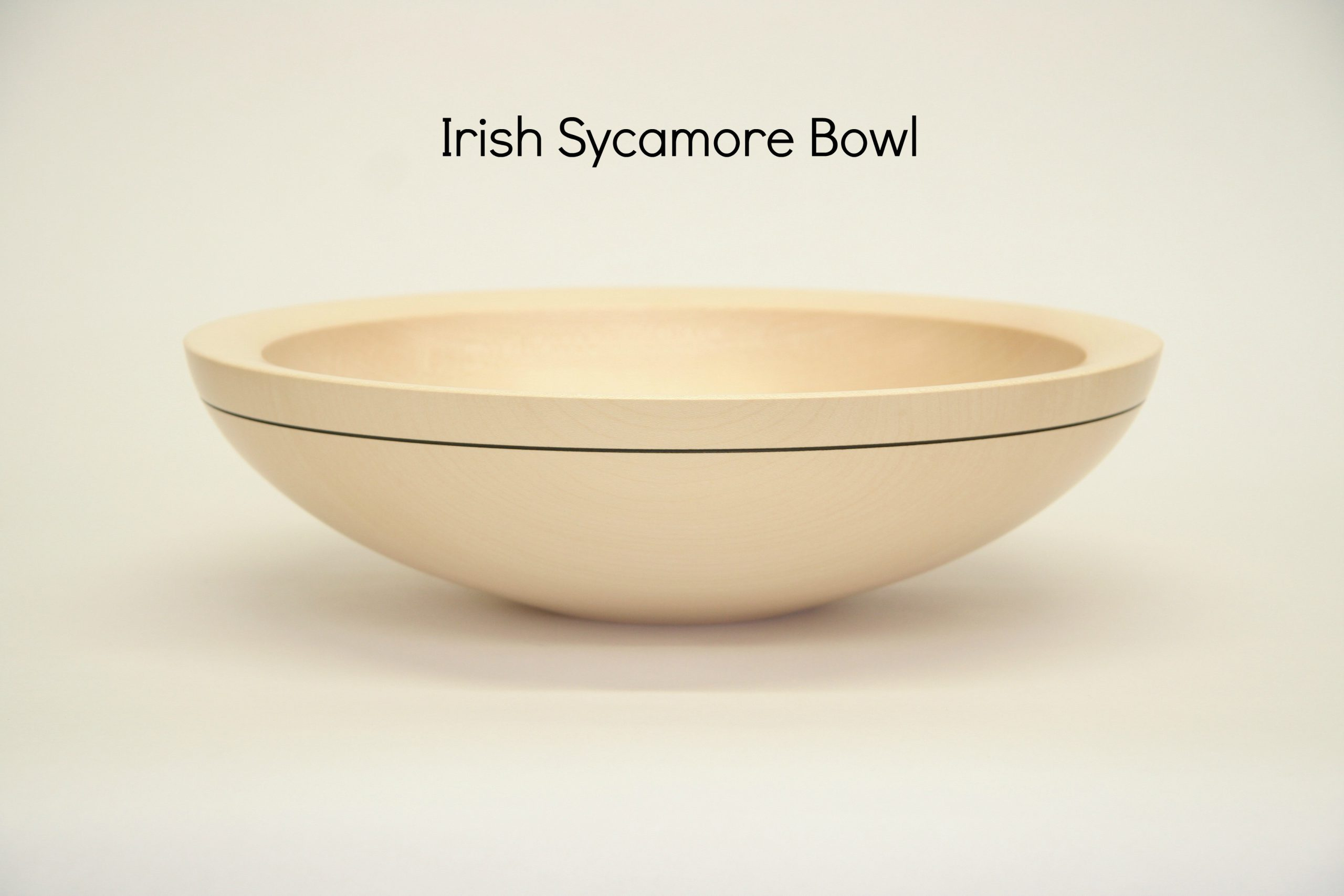 Sycamore bowl