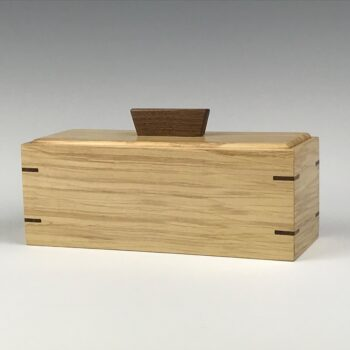 Handcrafted Belongings Box