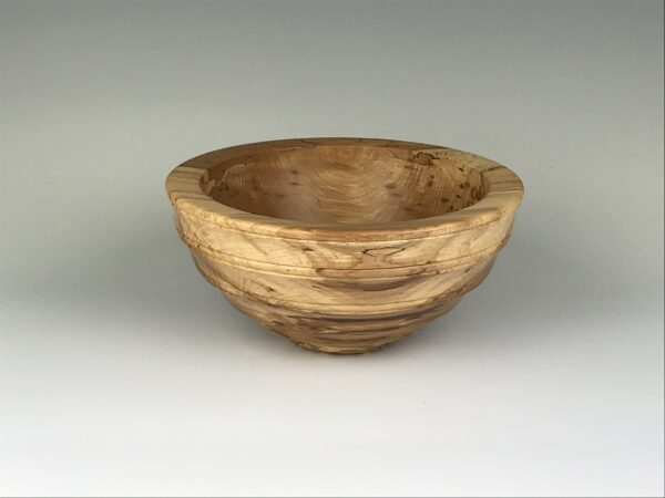 Classy Spalted Beech Bowl