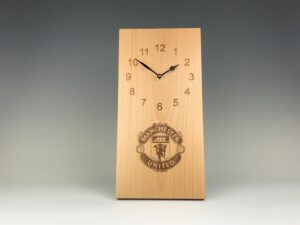 Memorabilia Clocks - Personalised Gifts Robert O Connor Woodworking