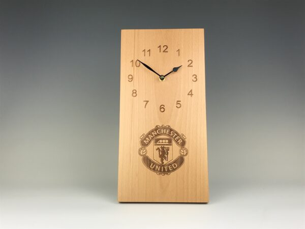 Memorabilia Clocks - Personalised Gifts Robert O Connor Woodworking