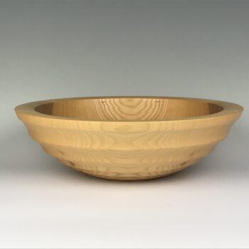 Unique Irish Ash Bowl