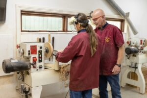 One Day Woodturning Course