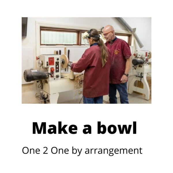 Make a bowl - one 2 one