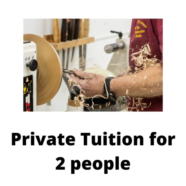 Private Tuition for 2 People